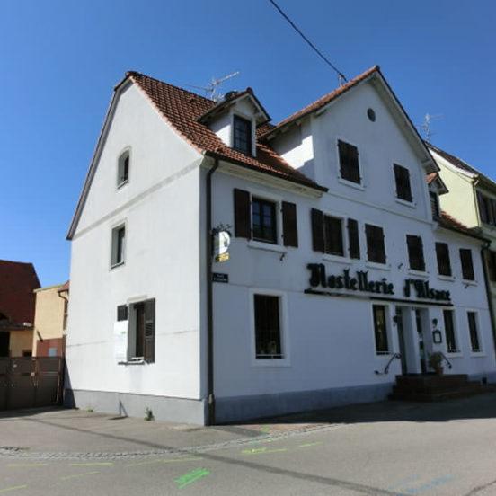 Hôtel-restaurant à Marienthal